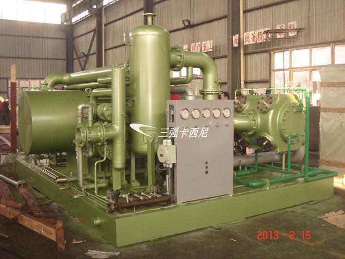 焦炉煤气压缩机