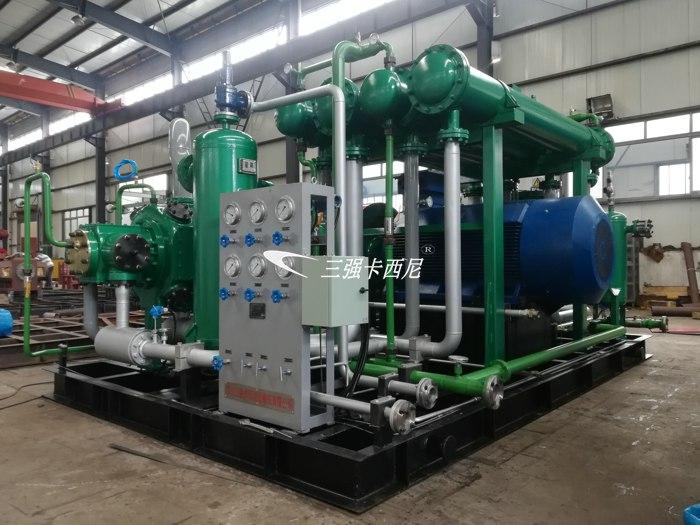 氯甲烷气压缩机