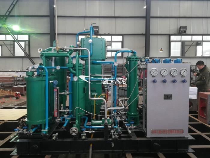 溴化氢气体压缩机