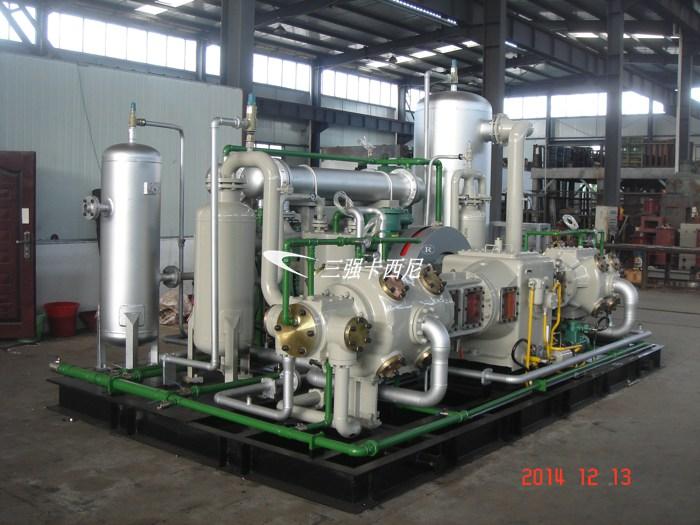 电石炉气压缩机