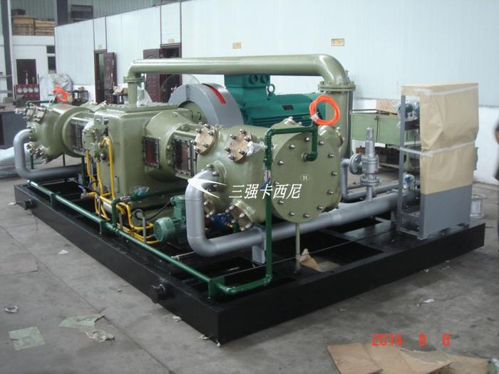 二氧化碳气体压缩机
