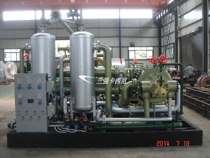 氯化氢气压缩机