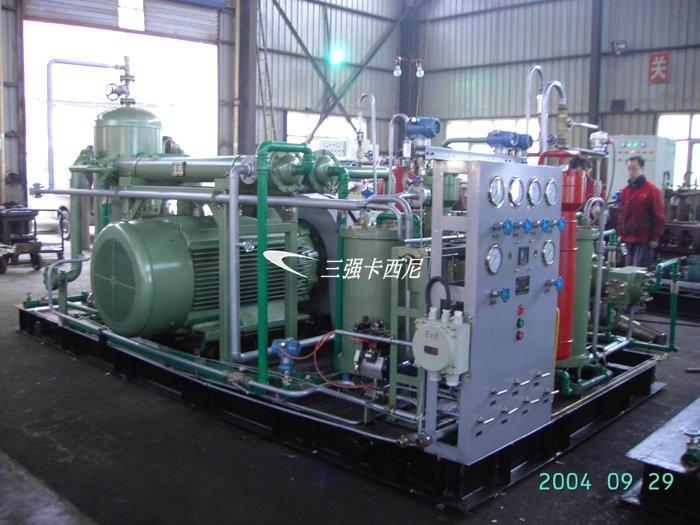氧化氮气体压缩机